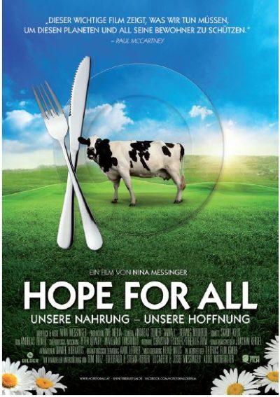 """""""Hope for all"""" Großes Kino im BiLo"""