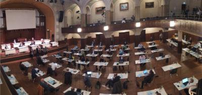 Sollen künftig im Internet übertragen werden: Ratssitzungen in Velbert