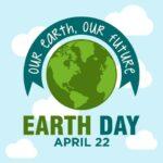 Earth Day - Grafik